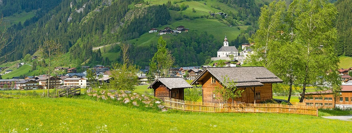 Gretchenruhe - Almhütte in Großarl, Salzburger Land - Reitbauernhof