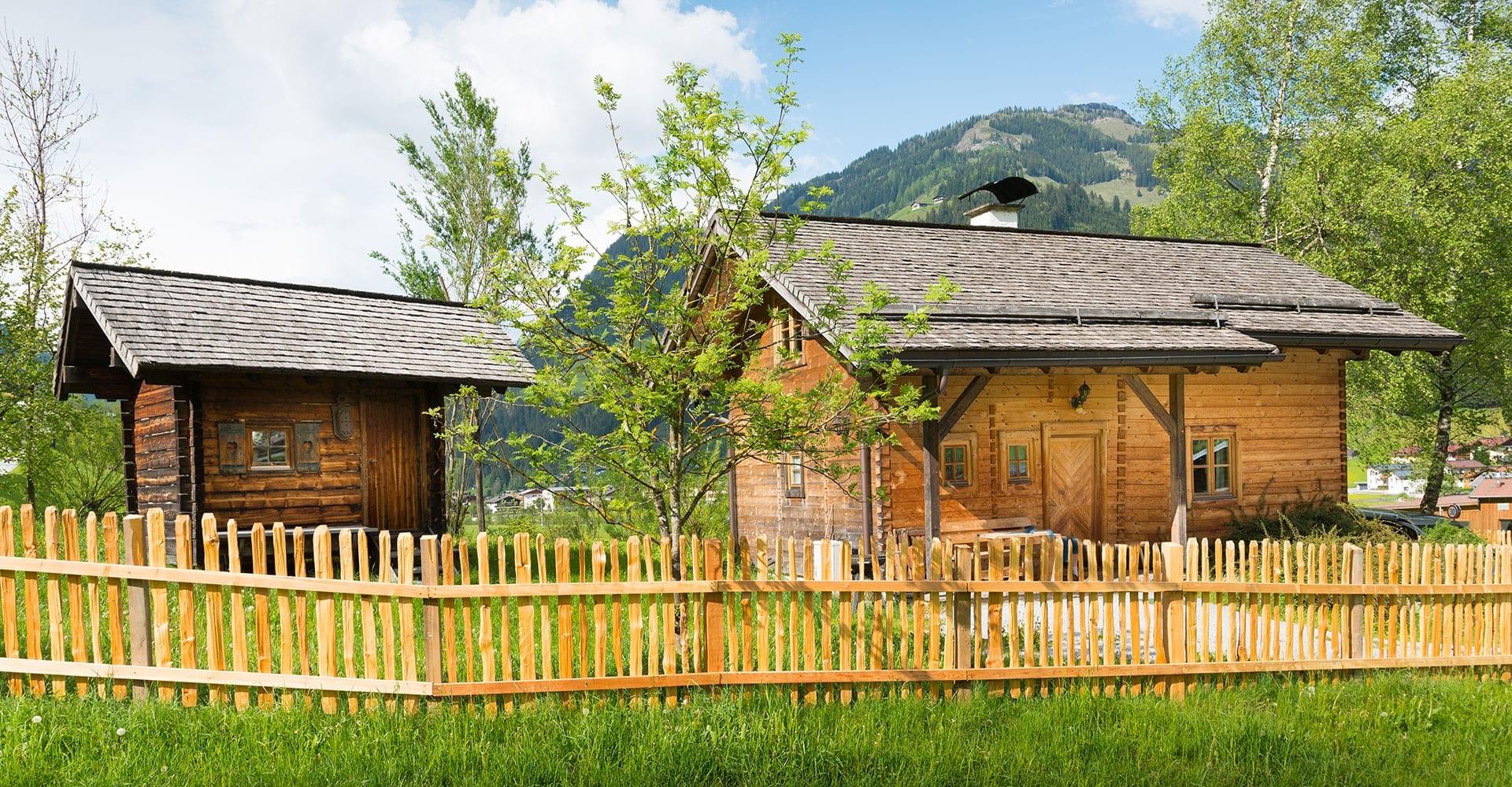 Almhütte in Großarl, Salzburger Land, für 2 –6 Personen –Reitbauernhof