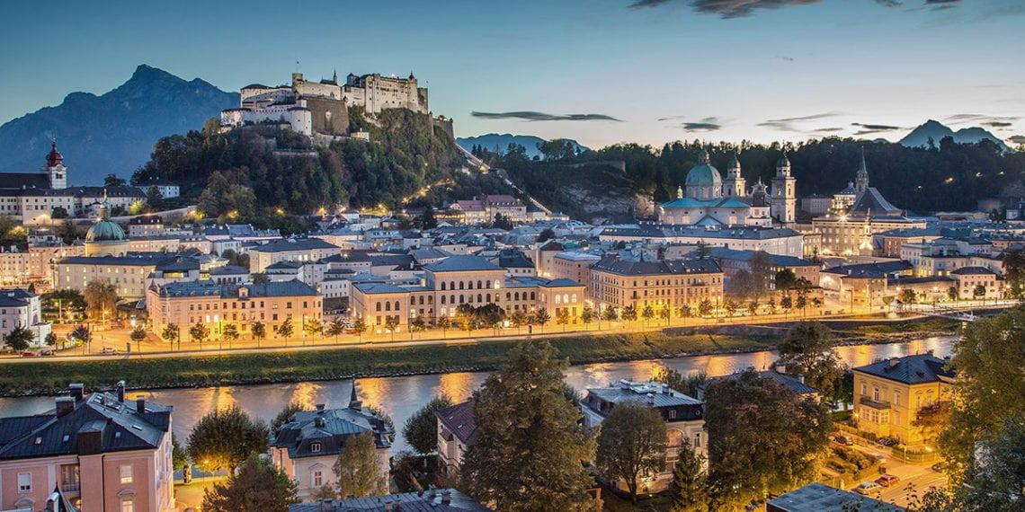 Altstadt Salzburg - Ausflugsziel in Salzburg