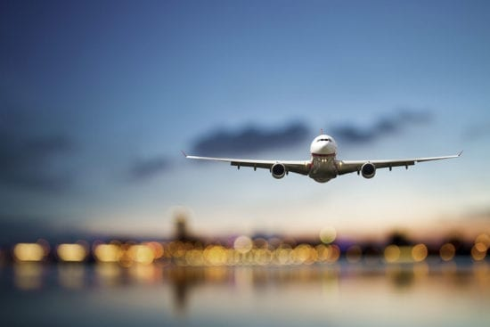Anreise mit dem Flugzeug nach Großarl, Salzburger Land
