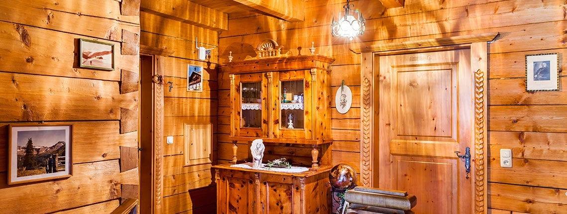 Zimmer & Ferienwohnugen in Großarl, Salzburger Land - Reitbauernhof