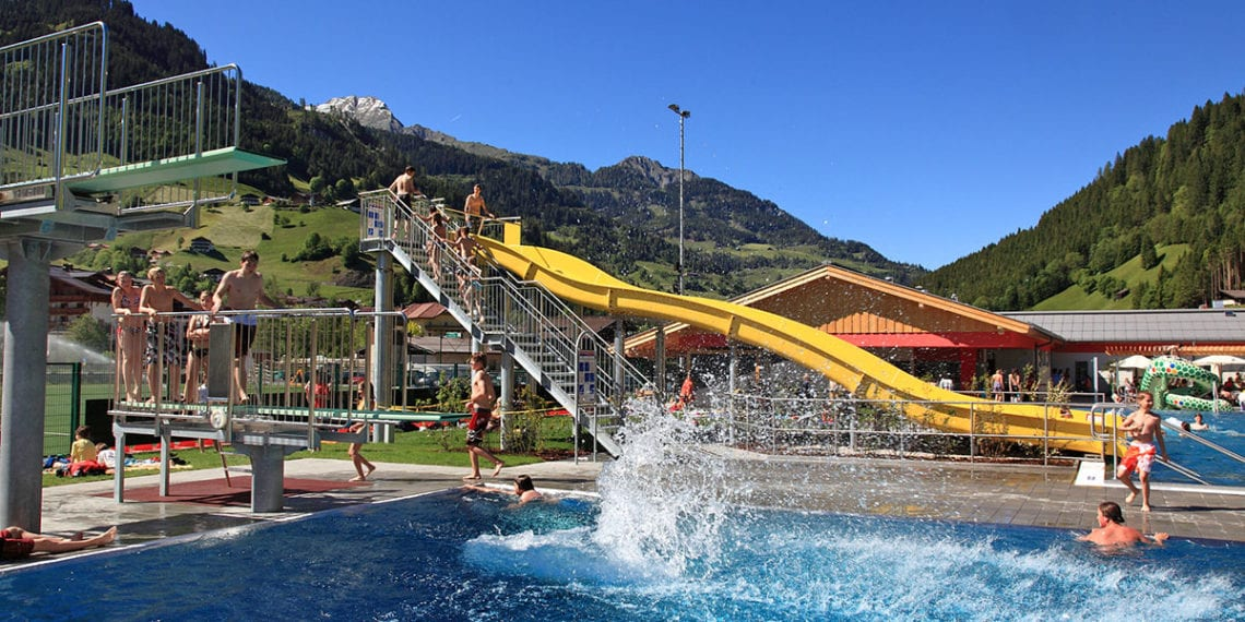 Erlebnisschwimmbad Großarl - Ausflugsziel im Salzburger Land