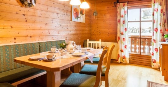 Ferienwohnung Vogelbeere –Reitbauernhof in Großarl –Urlaub am Bauernhof in Österreich