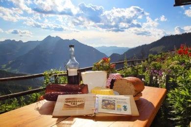 Selbstgemachte Produkte – Hofeigene Almhütte in Großarl, Hubgrundalm im Tal der Almen, Salzburger Land