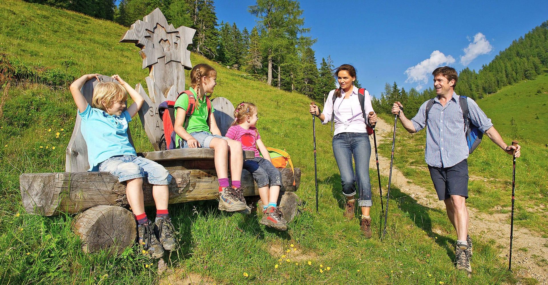 Wander- & Sommerurlaub in Großarl, Salzburger Land –Reitbauernhof