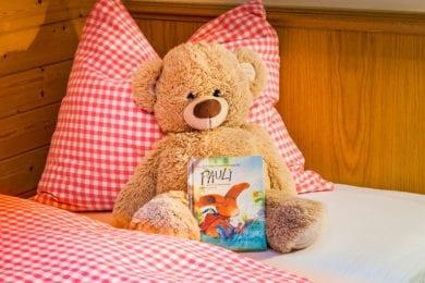 Teddy - Urlaub auf dem Erlebnis-Bauernhof Reitbauernhof in Großarl, Salzburger Land