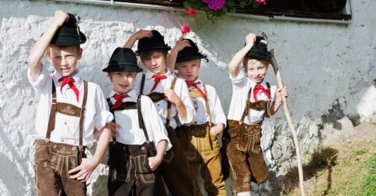 Tradition & Brauchtum im Salzburger Land