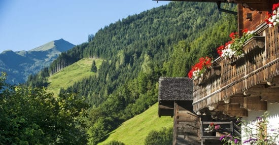 Sommerurlaub & Wanderurlaub in Großarl, Salzburger Land –Urlaub am Bauernhof Reitbauer
