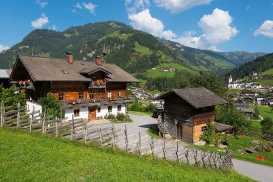 Reitbauernhof - Urlaub am Bauernhof in Großarl, Salzburger Land