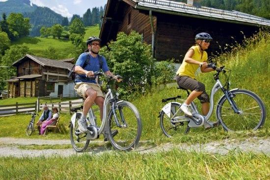 Wanderurlaub & Sommerurlaub in Großarl - Reitbauernhof im Großarltal - Mountainbiken, Radfahren & E-Biken