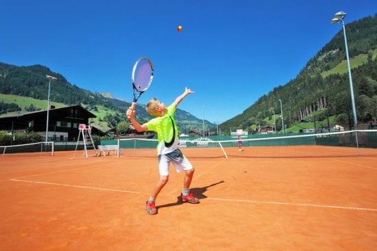 Wanderurlaub & Sommerurlaub in Großarl - Reitbauernhof im Großarltal - Tennis