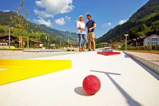 Wanderurlaub & Sommerurlaub in Großarl - Reitbauernhof im Großarltal - Minigolf