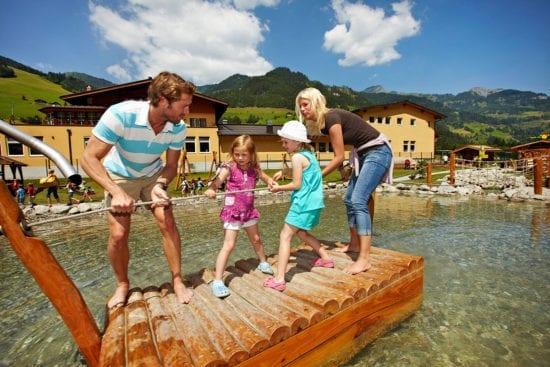 Wanderurlaub & Sommerurlaub in Großarl - Reitbauernhof im Großarltal - Rucki Zucki's Gaudialm