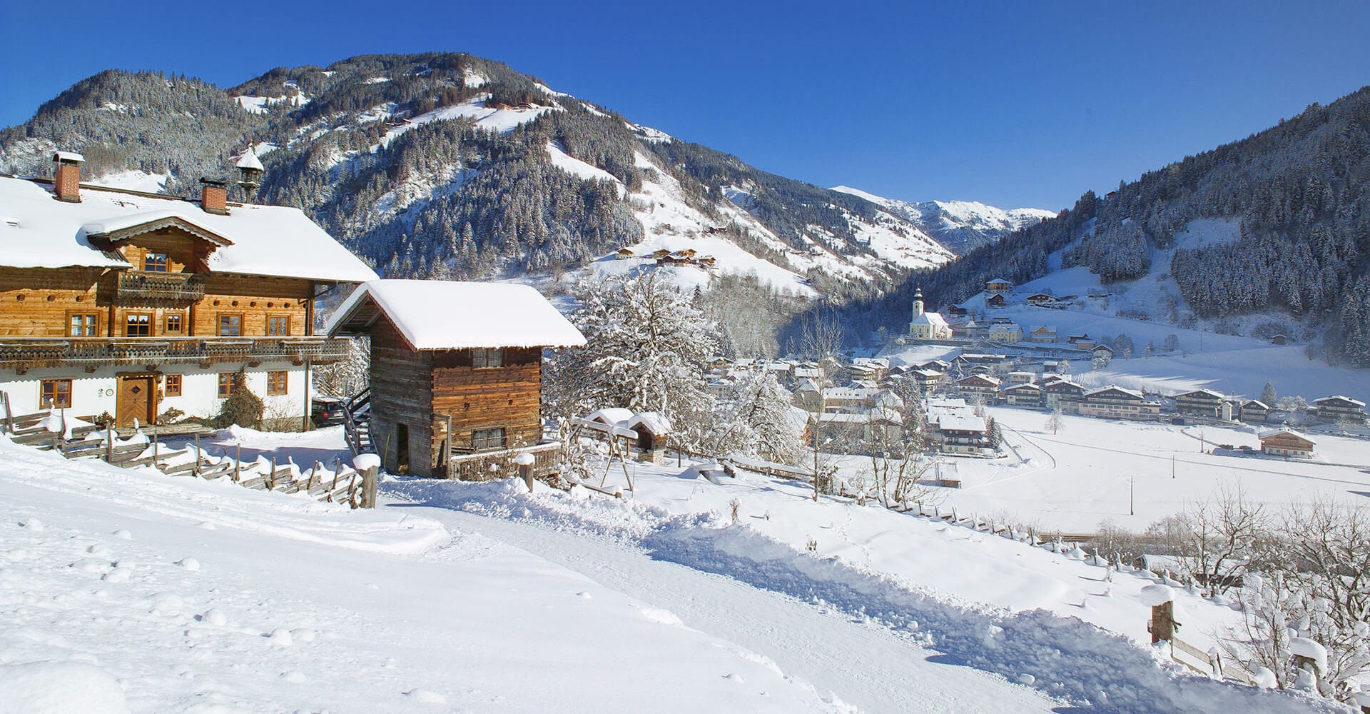 Winter- & Skiurlaub in Großarl, Salzburger Land – Skiverbund Ski amadé