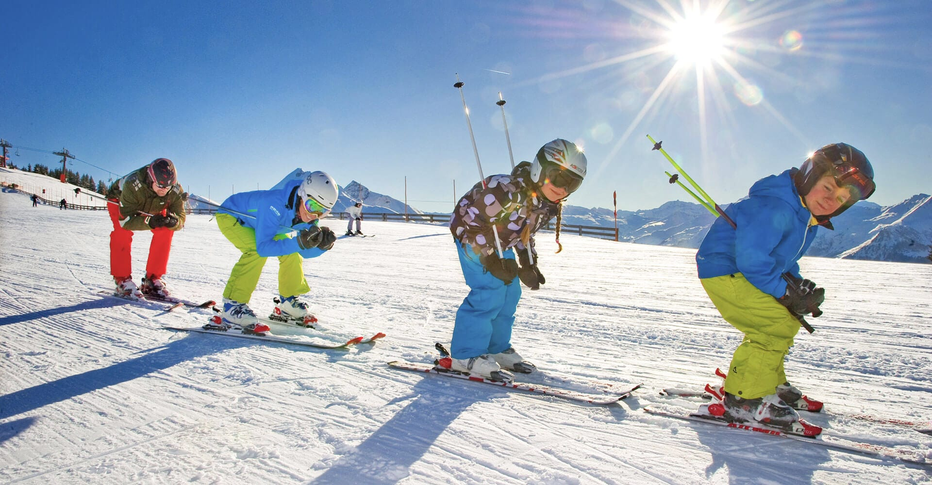 Winterurlaub & Skiurlaub in Großarl, Ski amadé –Reitbauernhof