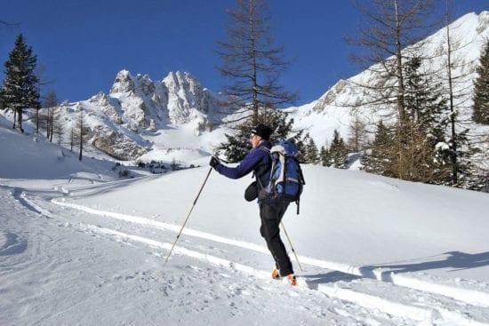 Winterurlaub & Skiurlaub in Großarl - Ski amadé - Reitbauernhof - Skitouren gehen